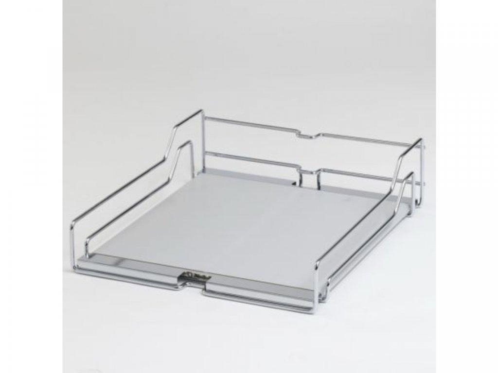 Koš do potravinové skříně pro skříň 300 mm, pevné dno