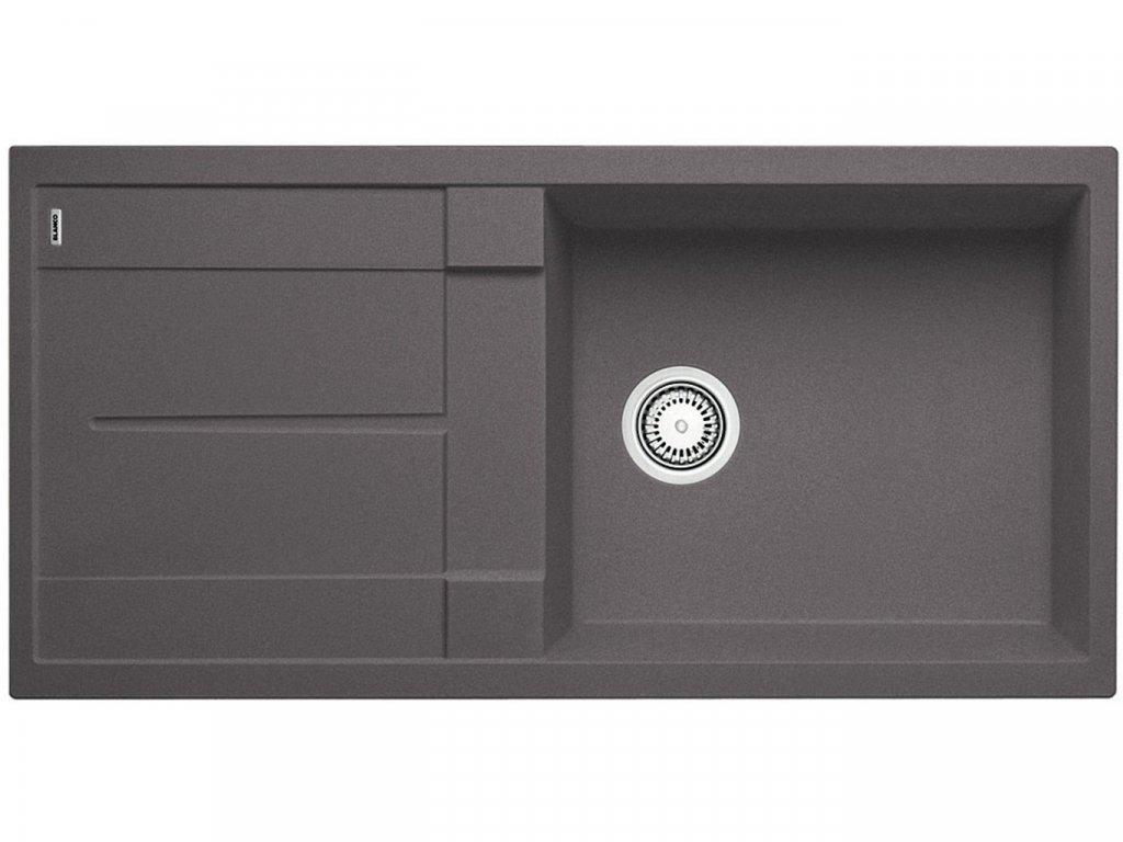 Granitový dřez Blanco METRA XL 6 S šedá skála