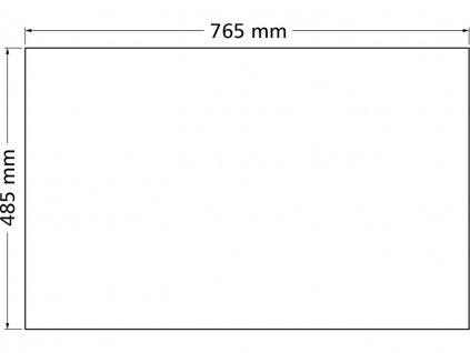 Granitový dřez Sinks BEST 780 Marone  + Čistící pasta Sinks na dřezy