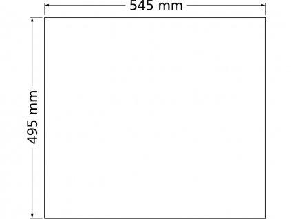 Granitový dřez Sinks SOLO 560 Granblack  + Čistící pasta Sinks na dřezy