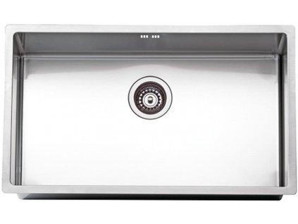 Nerezový dřez Sinks BOX 790 RO 1,0mm
