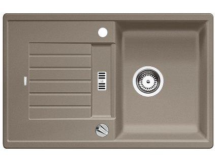 Granitový dřez Blanco ZIA 45 S tartufo s excentrem