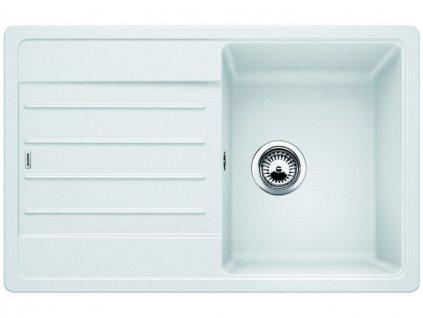 Granitový dřez Blanco LEGRA 45 S bílá