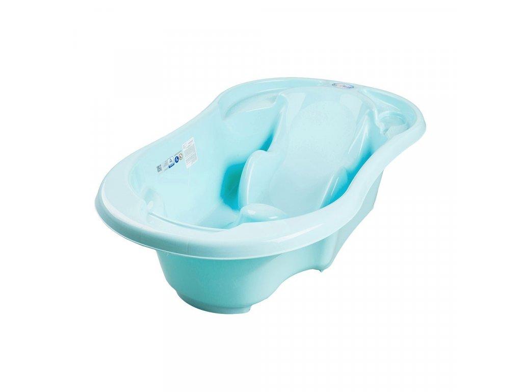 vanička tvarovaná comfort žlutá