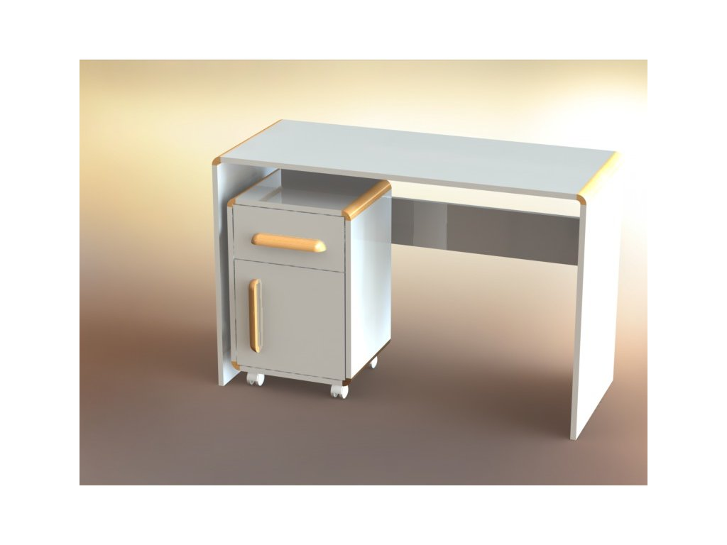 Bianko psací stůl