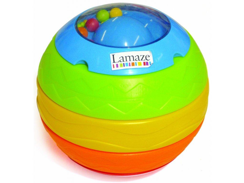 Lamaze Duhový míč