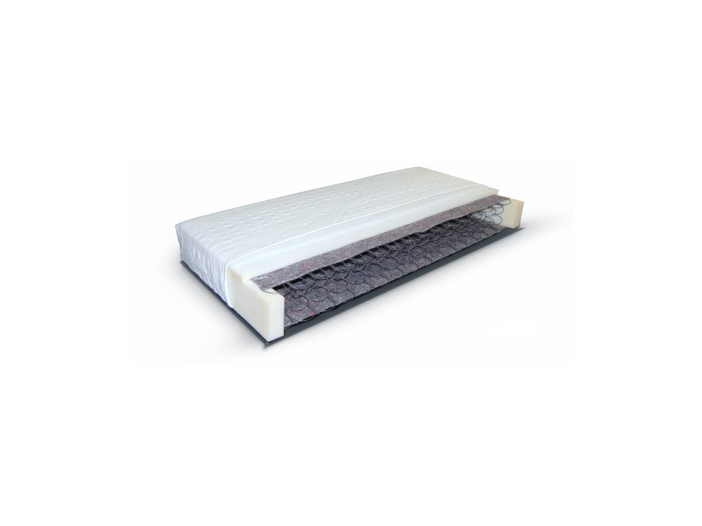 Pružinová matrace Bonell 200 x 90 x 11 cm
