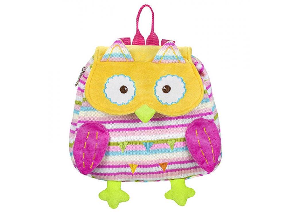 dětský batoh sova