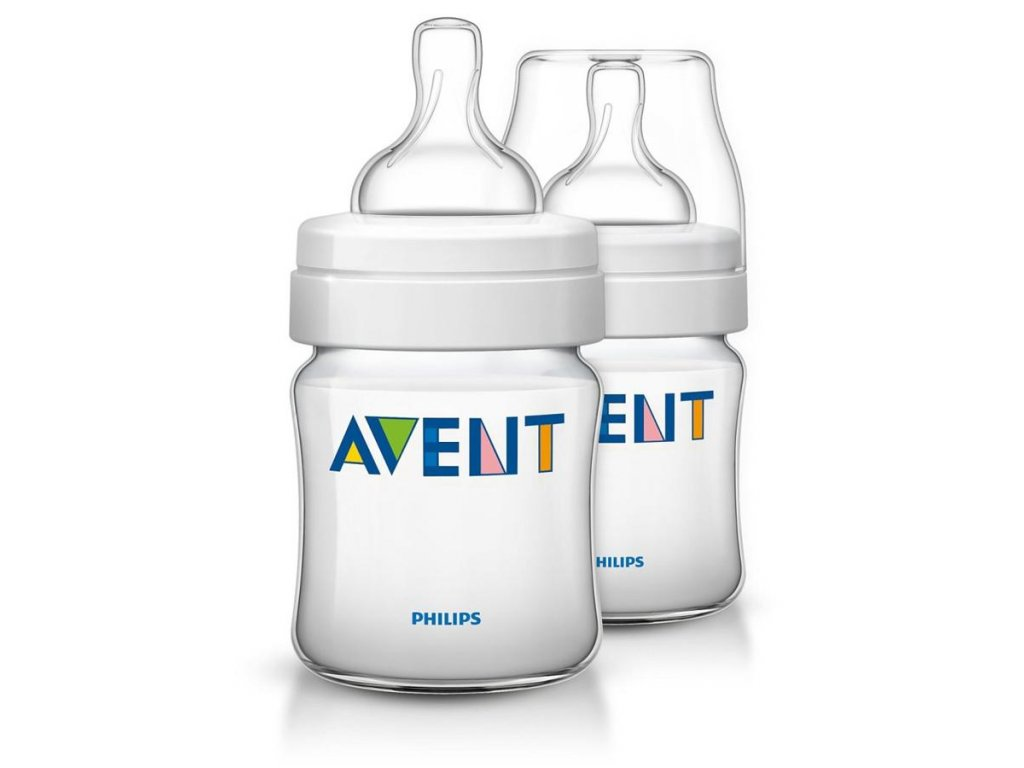 avent kojenecká láhev classic