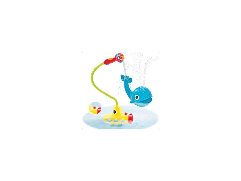 yookidoo ponorka s velrybou 2