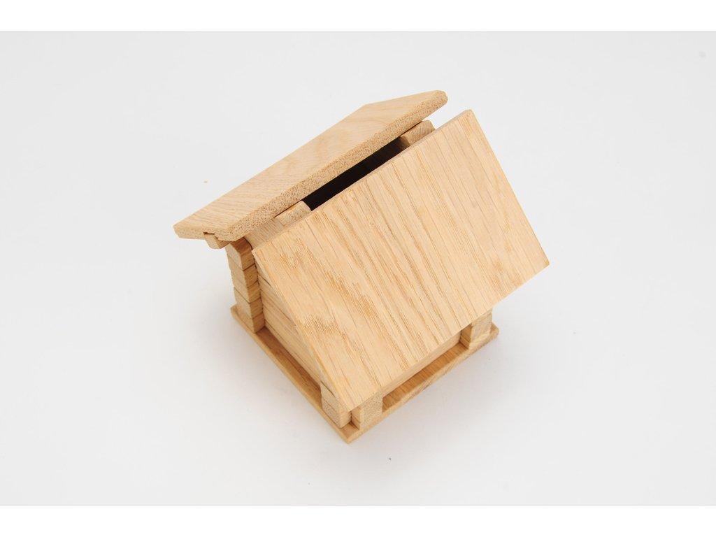 IGROTECO Domek - pokladnička