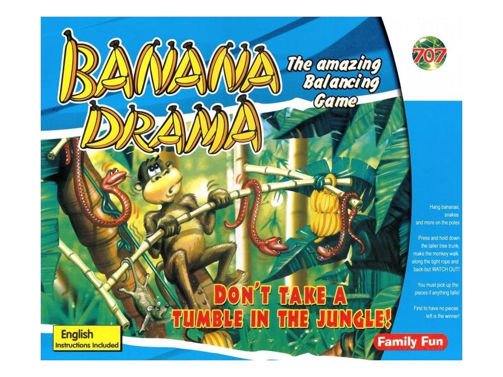 Hra Banana Drama