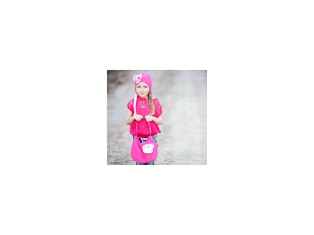Pinkie taška pro holčičky Pink