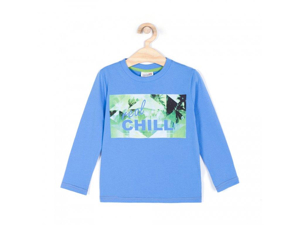 Coccodrillo triko s dlouhým rukávem vel. 116