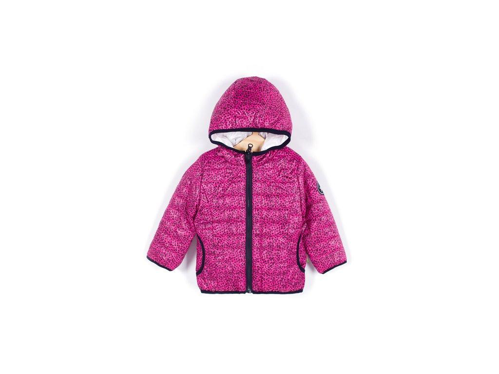Coccodrillo Oboustranná dívčí bunda vel.122