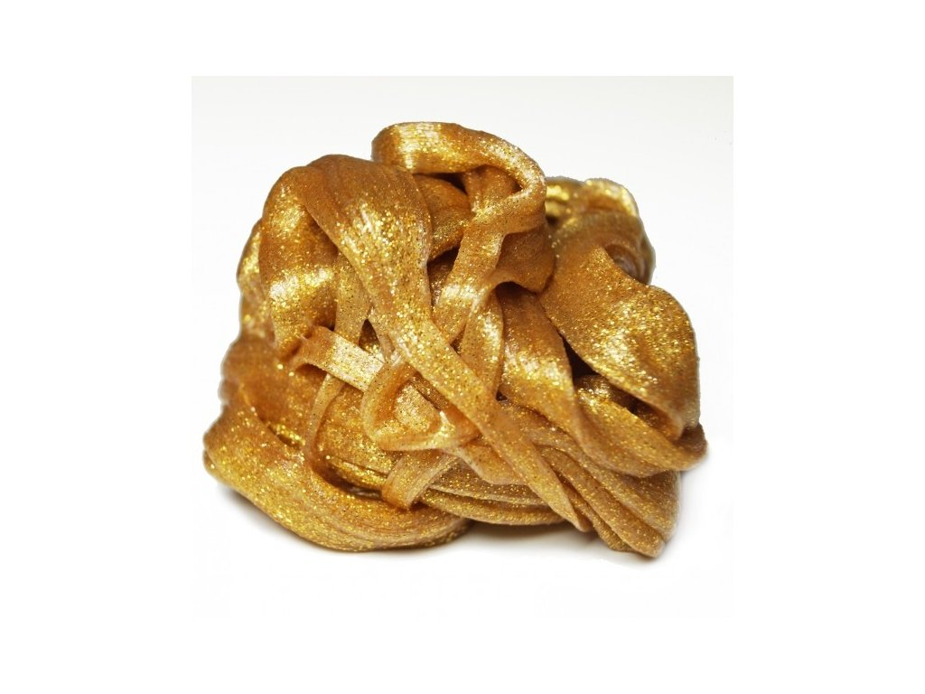 Inteligentní plastelína - Zlaté opojení
