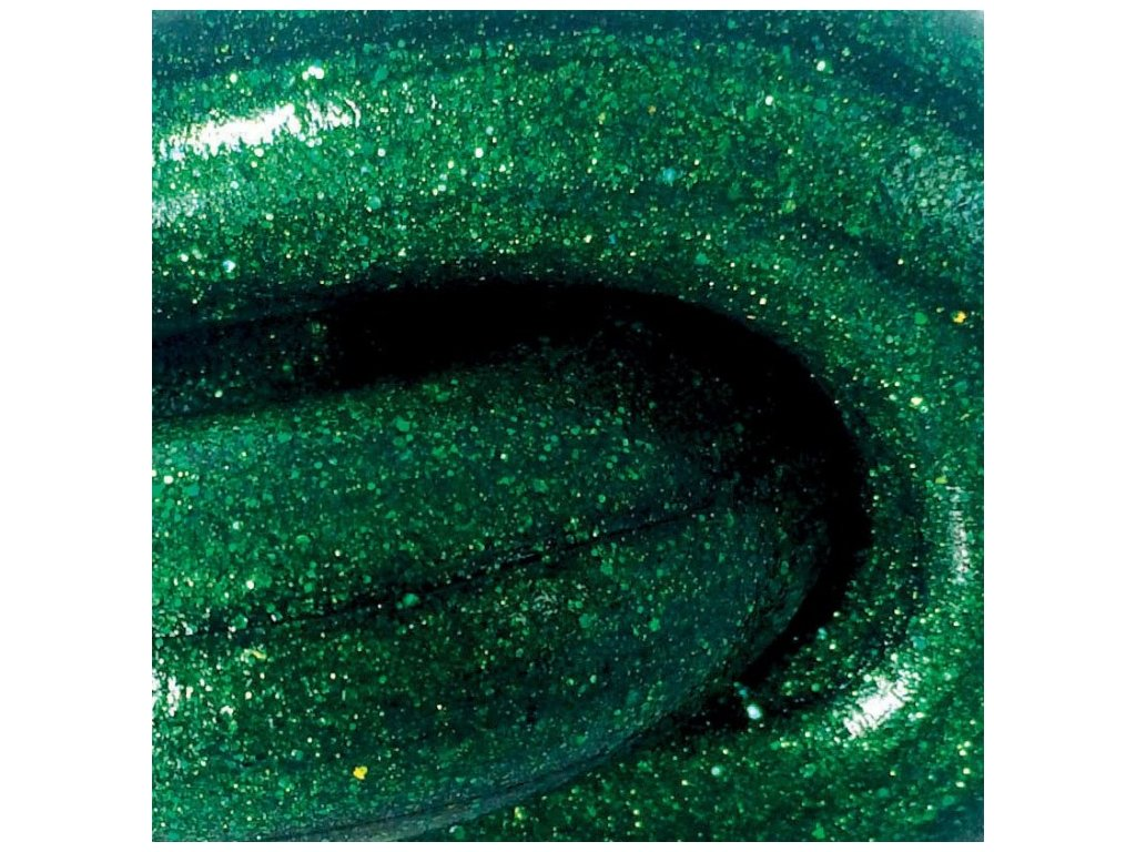 Inteligentní plastelína -Perský smaragd