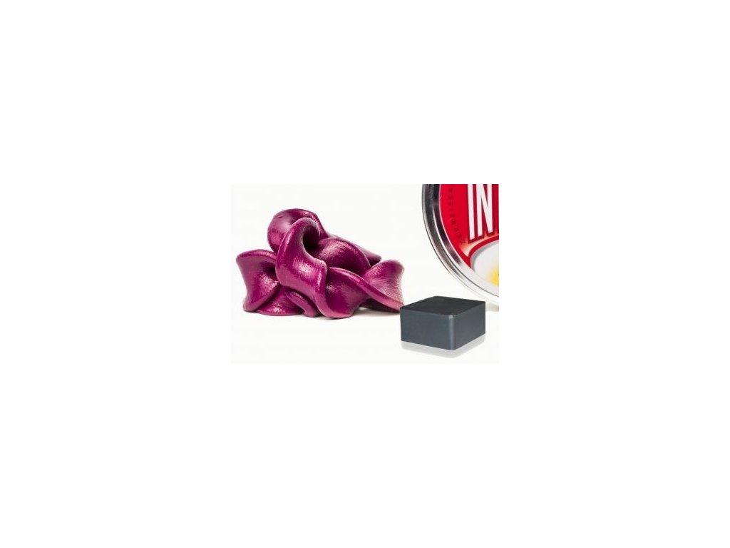 Inteligentní plastelína - Magnetická fialová