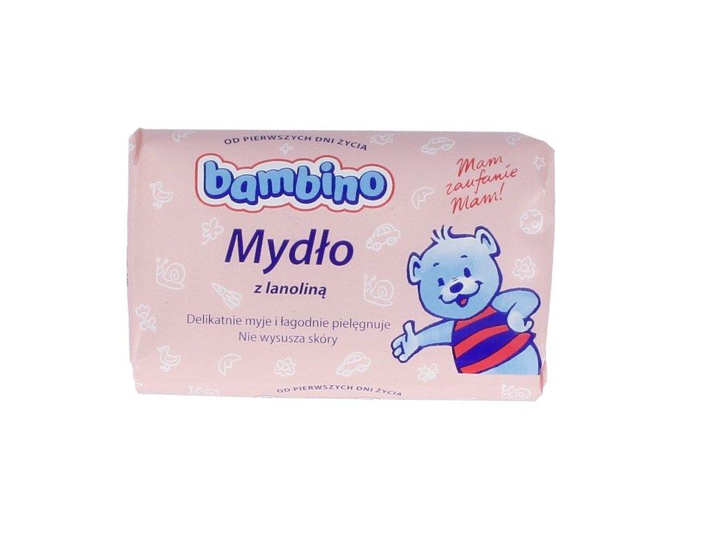 Bambino dětské mýdlo 90 g