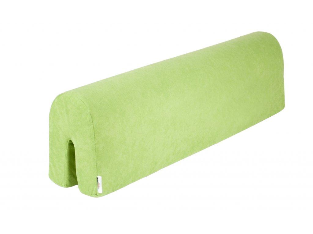 ochranný mantinel k posteli zelený