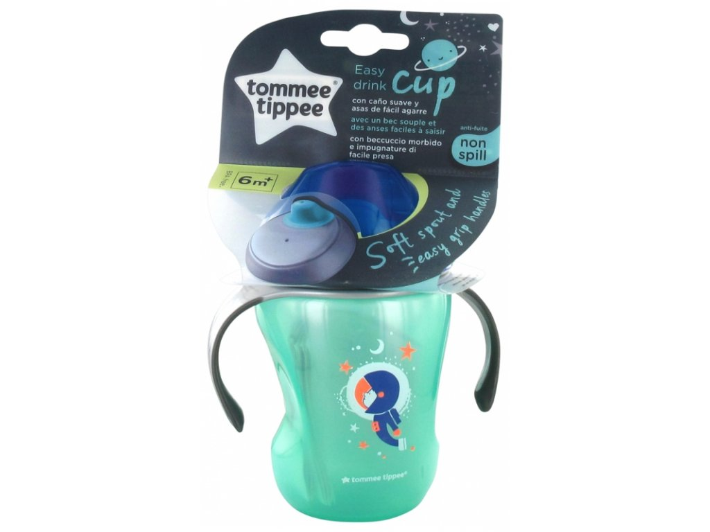 tommee tippee hrníček easy drink cup kosmonaut