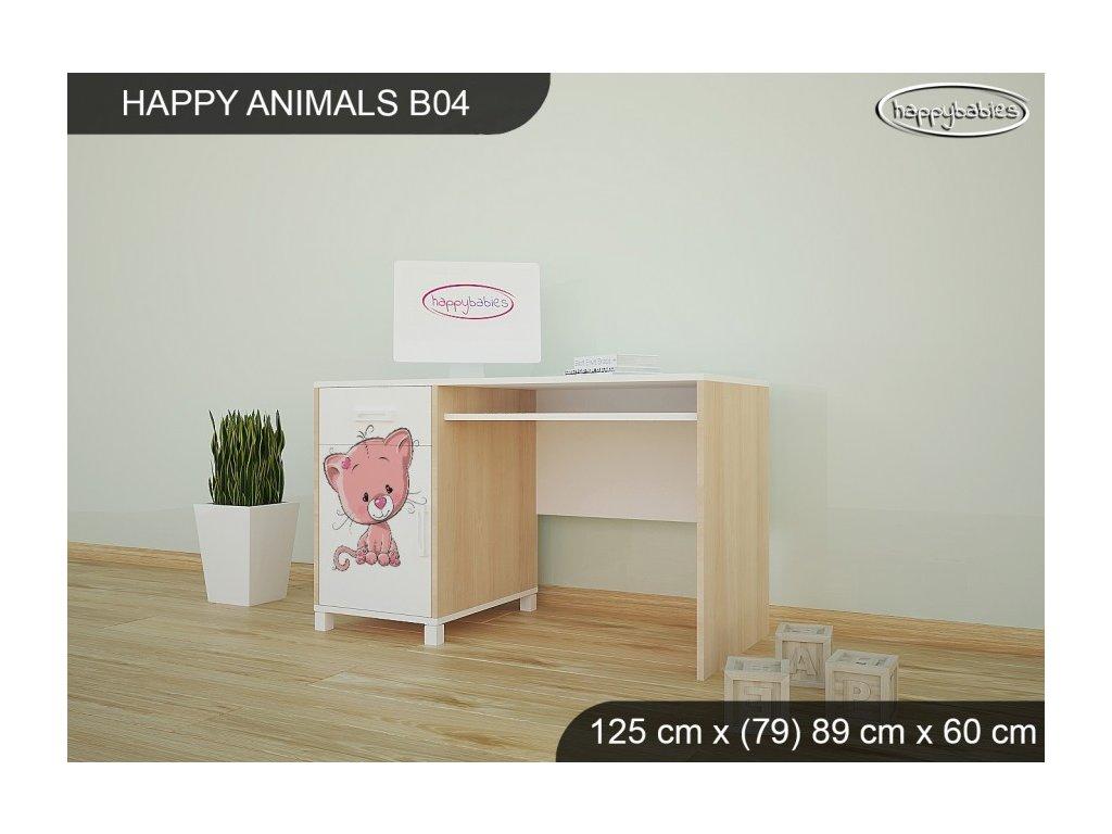 Psací stůl Animals B04 AM05