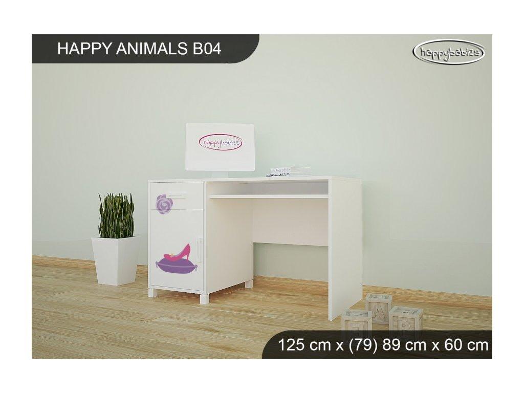 Psací stůl Animals B04 AM08