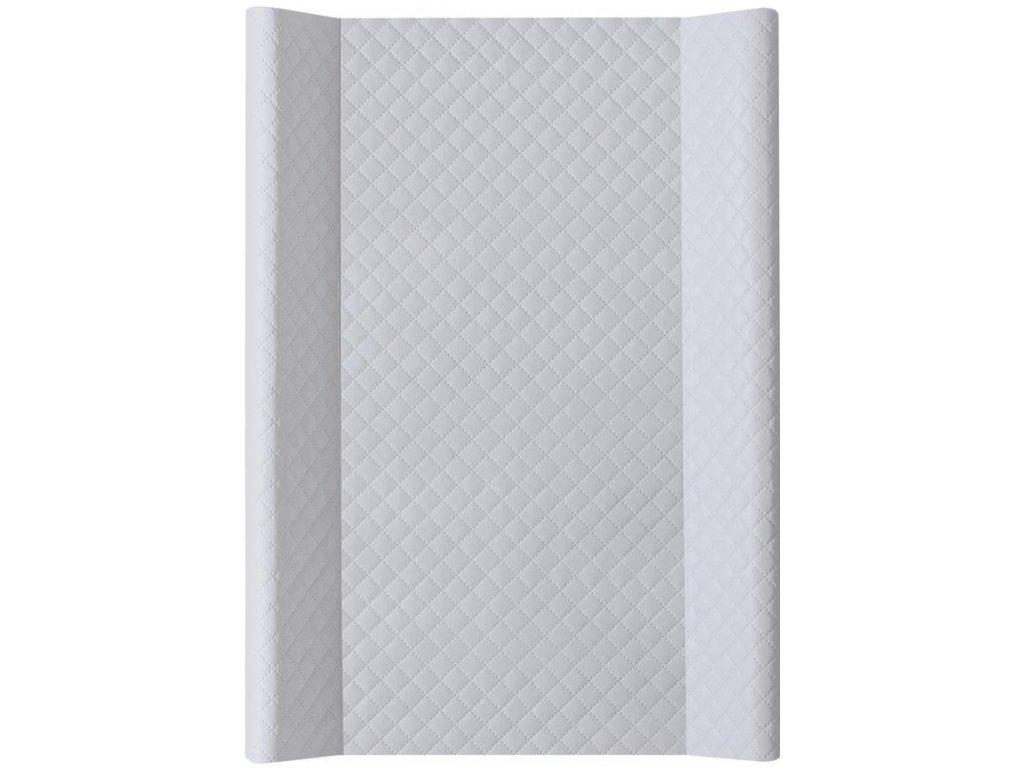 Ceba přebalovací podložka caro šedá 70 x 50 cm