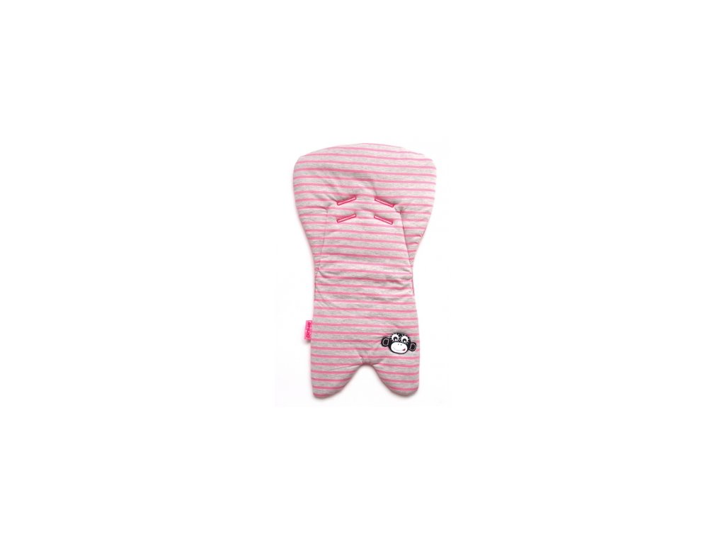 podložka do autosedačky Pinkie
