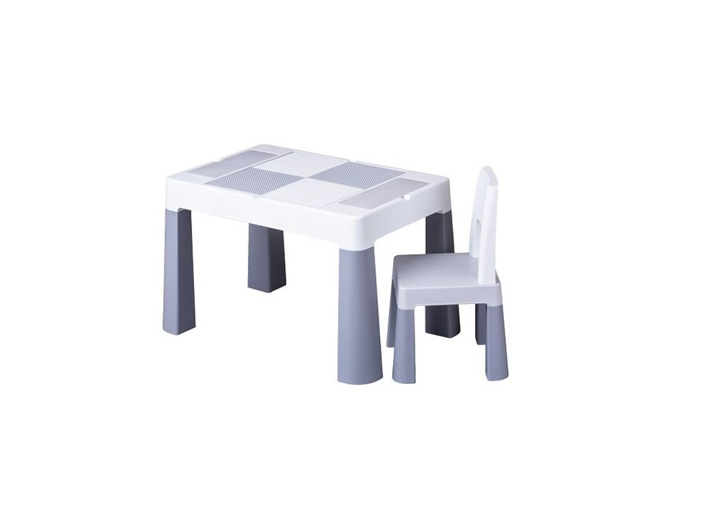 plastový stůl a židlička multifun
