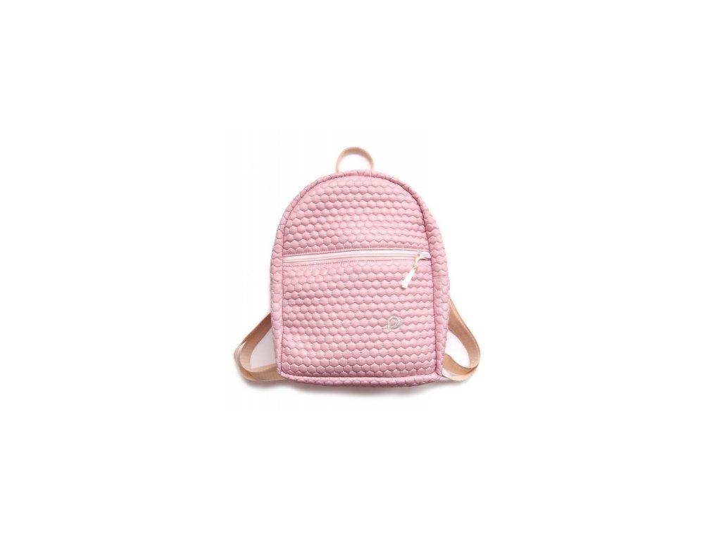 Pinkie batůžek Light Pink Comb