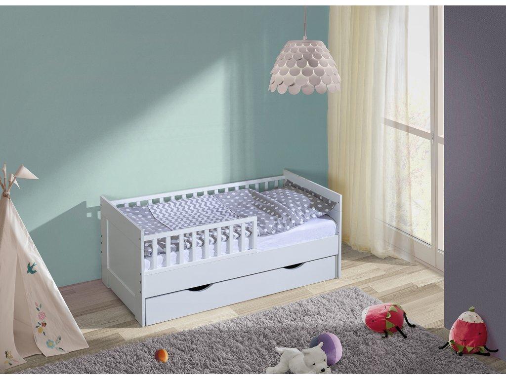 dětská postel 140 cm