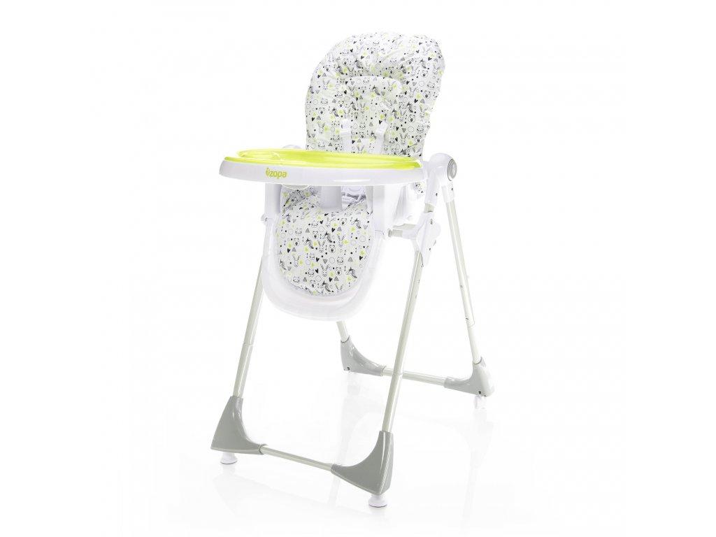 jídelní židlička zopa monti animal