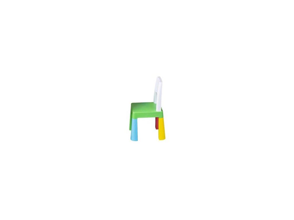 Náhradní Dětská židlička k setu MULTIFUN - barevná