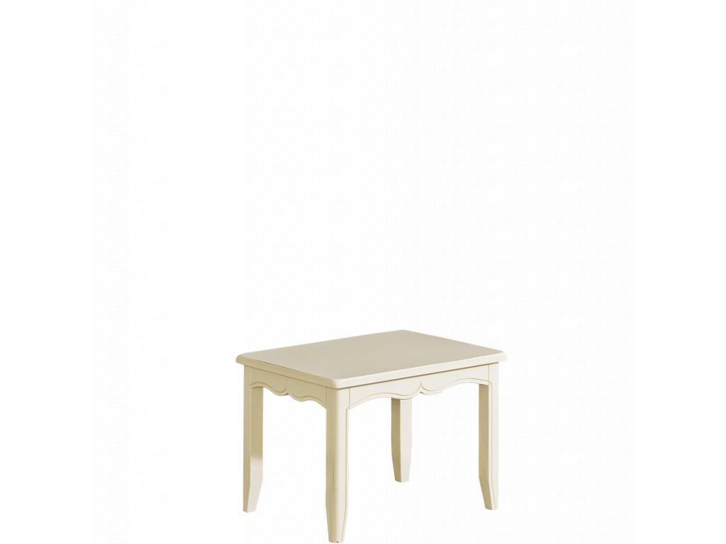 Dětský dřevěný stůl provance