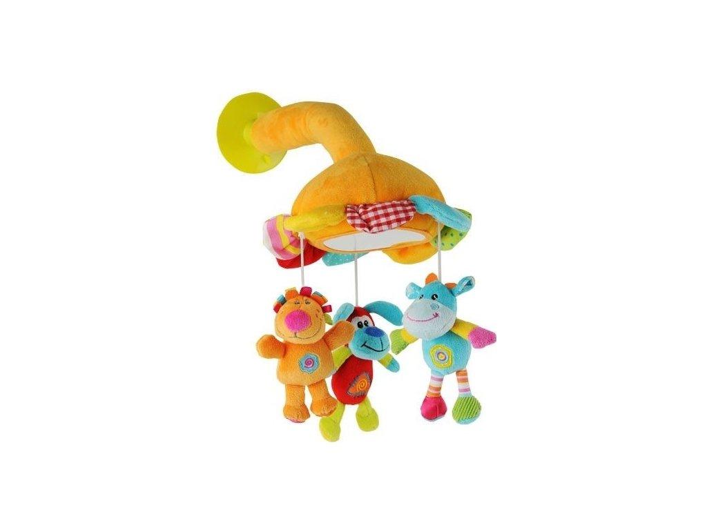 hračka s přísavkou baby ono