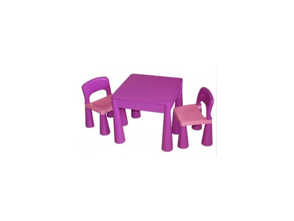 stůl a židle mamut