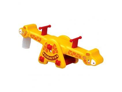 EDU PLAY Houpačka žirafa