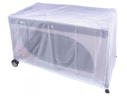 Emitex síť proti hmyzu na postýlku 120 x 60 cm bílá