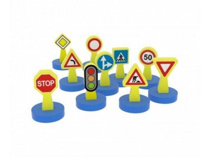 Millaminis - Dopravní značky