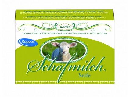 Kappus - Toaletní mýdlo 100g 3-0508 ovčí mléko