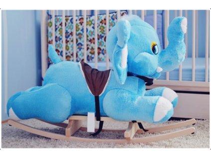 slon houpačka slon hračka