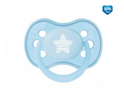 Canpol Babies dudlík hvězda modré šidítko