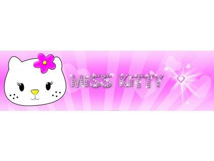 Dětská tapeta Adam 14 -  miss kitty