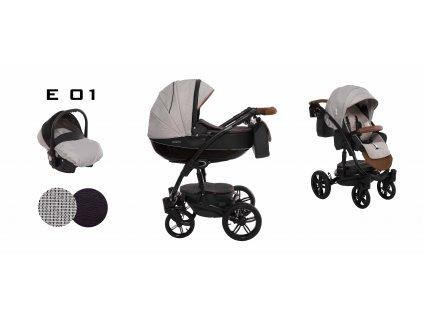 baby active kočárek exclusive 01