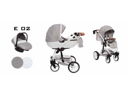 baby active kočárek exclusive