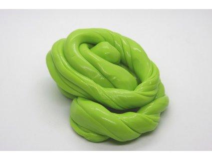 Inteligentní plastelína limetková zelená 3
