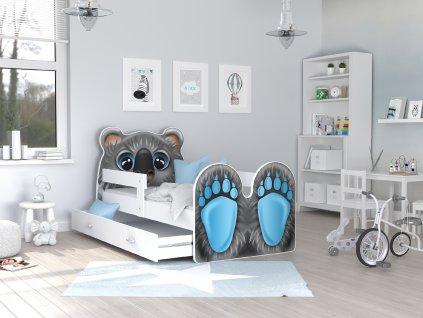 dětská postel koala