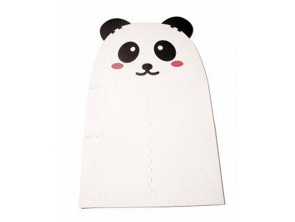 pěnová podložka puzzle panda vylen