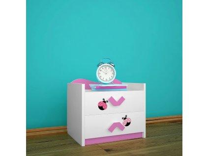 szn01 dm08 noční stolek s obrázkem beruška (6)